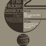 The Hidden Sessions Vol. 2 @ Actors Studio Lot 10, KL, 9/9 & 10/9