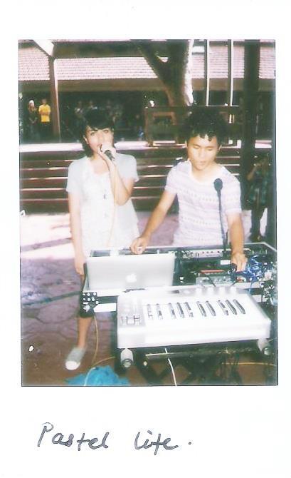Pastel Lite - Electronica duo from Kuala Lumpur, Malaysia
