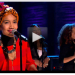 Yuna Performing 'Live Your Life' On The Conan Show