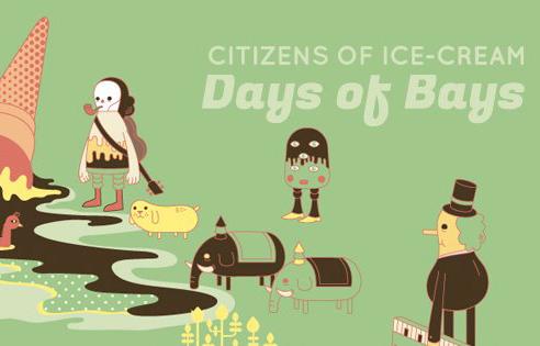 Citizens of Ice Cream - Straits of Forgotten States
