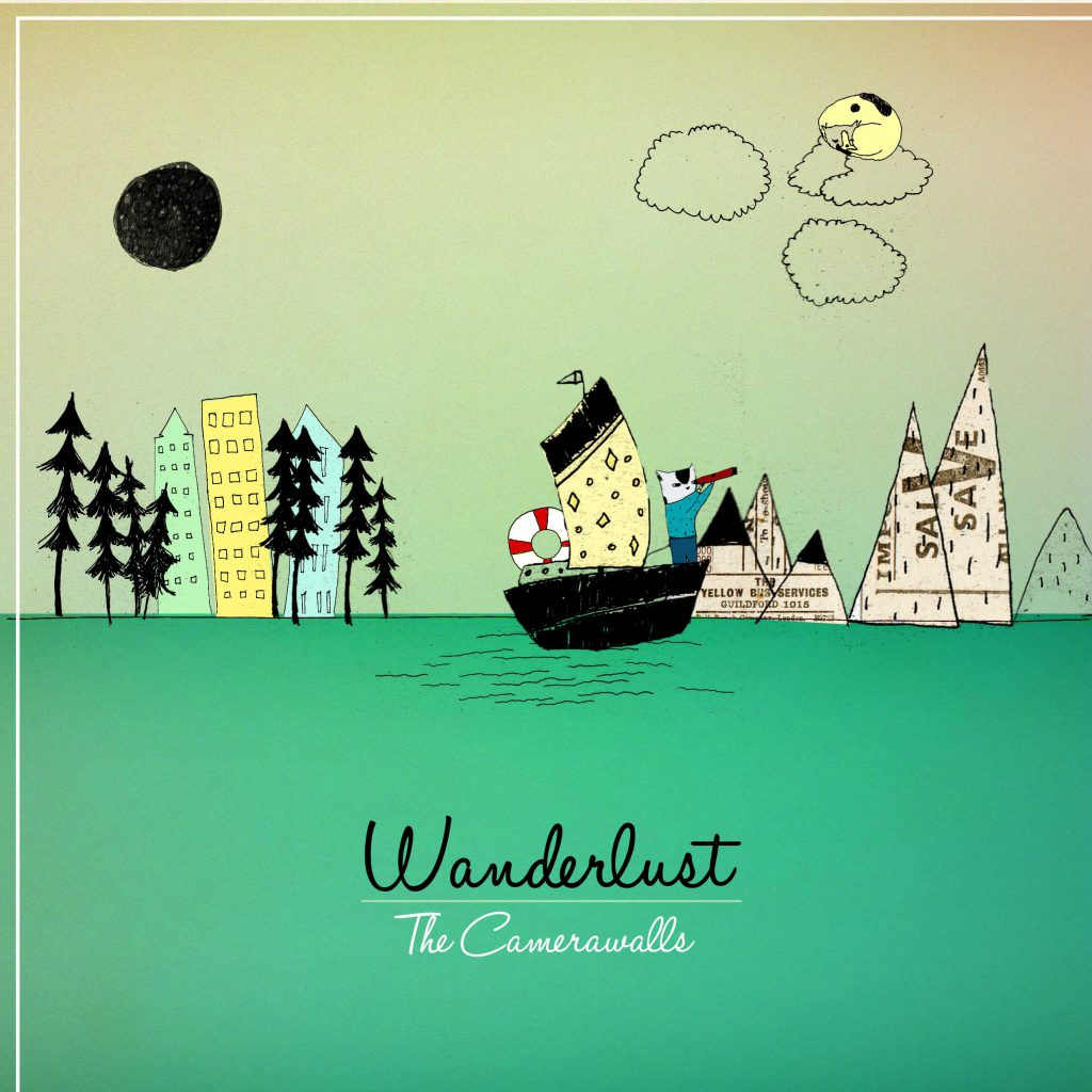The Camerawalls - Wanderlust