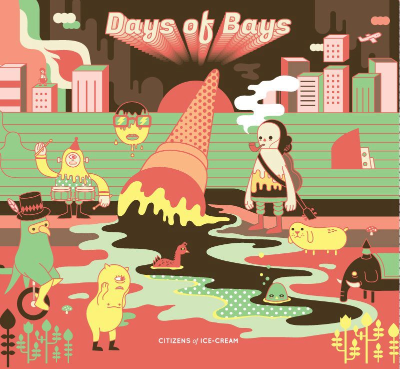 The Making of…Citizens of Ice Cream's Days of Bays