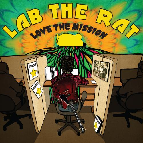 Lab The Rat - City