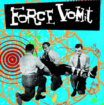 Force Vomit: Making A Splash