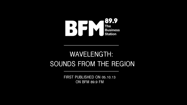 Wavelength: Sounds From The Region (05/10/2013)
