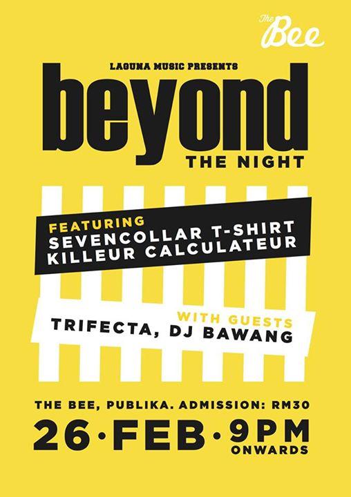 Laguna Music presents Beyond The Night