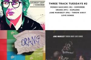 Three Track Tuesdays 2