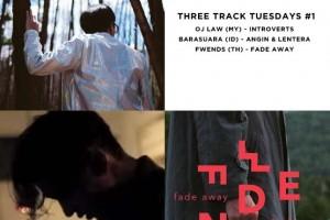 Three Track Tuesdays 1