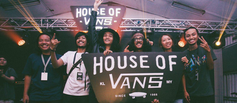 Lukarts at Vans Musicians Wanted 2017