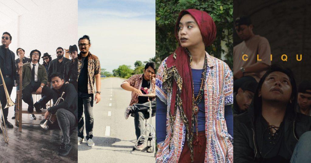 Vans Musicians Wanted 2018 finalists