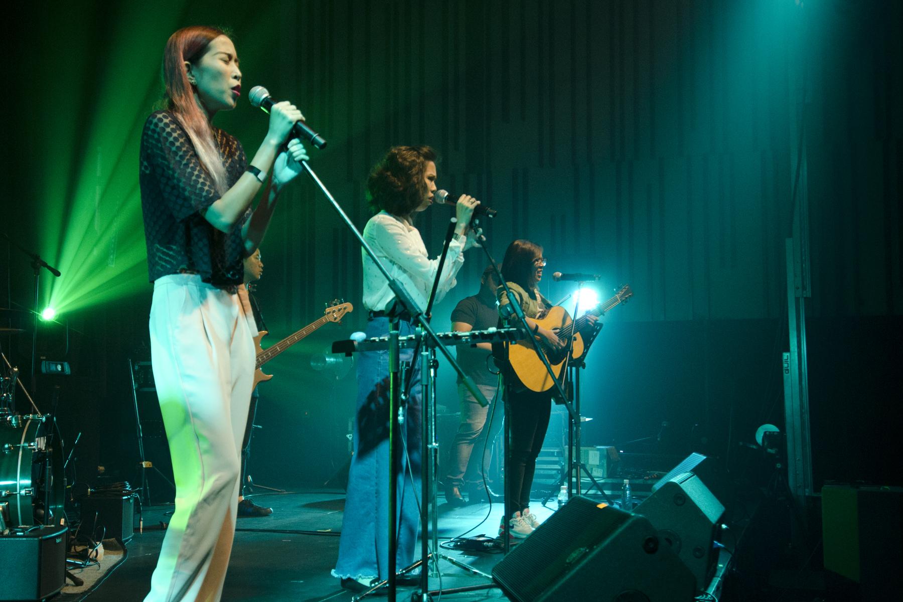 The Impatient Sisters - Live at Buka Panggung, 19/1/2019