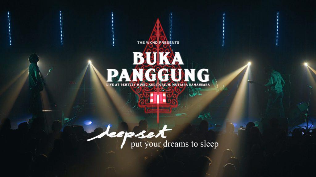Deepset - Live at Buka Panggung 2019