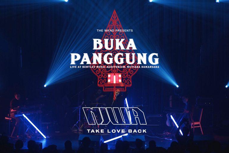 NJWA - Take Love Back