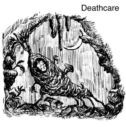 Lurkgurl - Deathcare