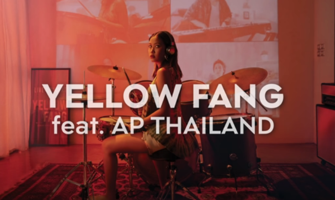 Yellow Fang (feat AP Thailand) - In Between